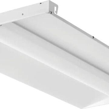 Lithonia Lighting 4-ft x 2-ft Cool White LED Troffer | BLC2X45000LM40K