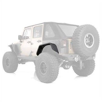 Smittybilt 76839 XRC Rear Flux Flare For 2007-2015 Jeep JK Wrangler 2/4-Door
