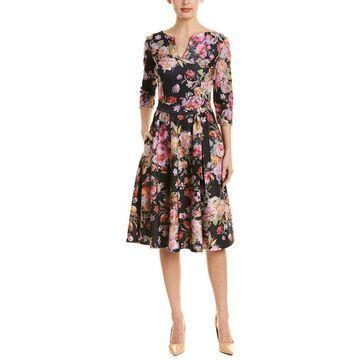 Aerin Womens A-Line Dress