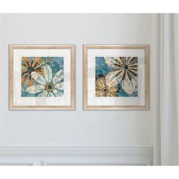 Wexford Home 'Berkeley's Flowers I' Framed Art Set