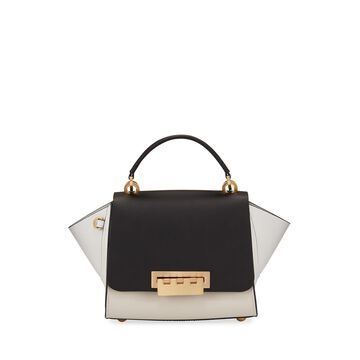 Eartha Colorblock Top-Handle Crossbody Bag