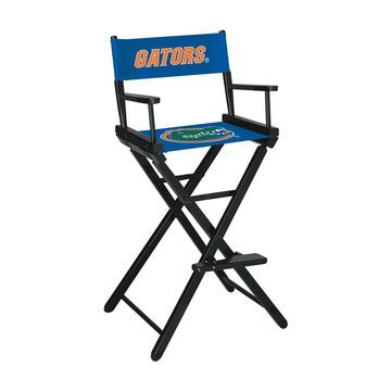 Imperial Florida Gators Blue Bar Height Director's Chair