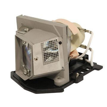 Optoma DX621 Projector Housing with Genuine Original OEM Bulb