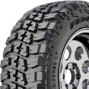 Federal Couragia M/T Off-Road Mud-Terrain Tire - LT285/70R17 LRD/8ply