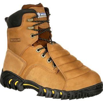 #XPX781, Michelin Sledge Steel Toe Met-Guard Work Boot