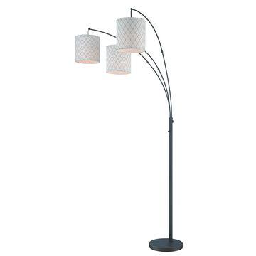 Lite Source Vasanti 3-light Floor Lamp