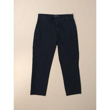 Chino Fay trousers in cotton poplin