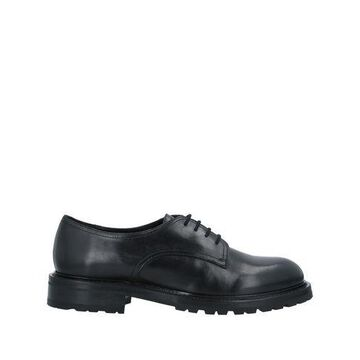 DIESEL BLACK GOLD Lace-up shoe