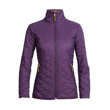 Icebreaker Women's Merinoloft Hyperia Lite Jacket