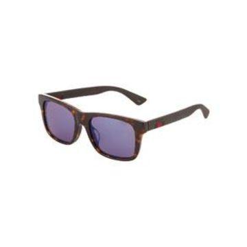 Square Acetate Tortoiseshell Sunglasses