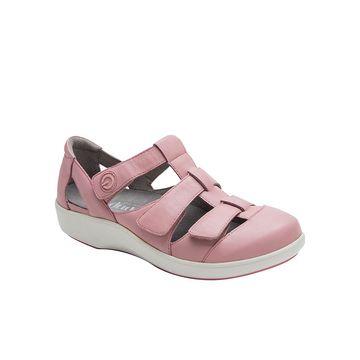 Alegria Women's Sandals BLUSH - Blush Treq Leather Sandal - Women