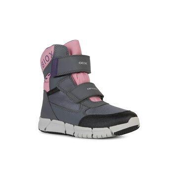 Geox Little Girl's & Girl's Flexy Per Boots
