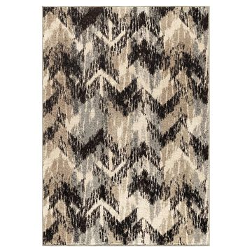 Orian Rugs Chevron Twisted Sisters Area Rug