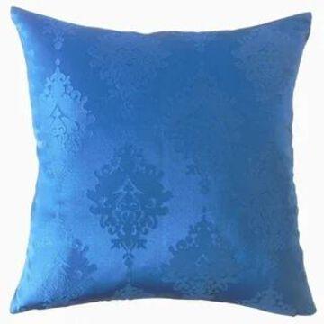 The Pillow Collection Harding Damask Decorative Throw Pillow