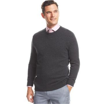 Club Room Mens Cashmere Pullover Sweater