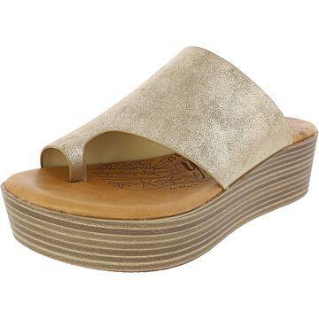 Blowfish Women's Laslett Faux Leather Sandal