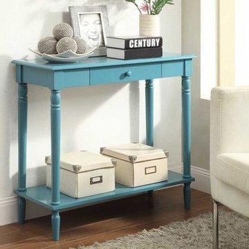 Convenience Concepts French Country Hall Table, Multiple Colors