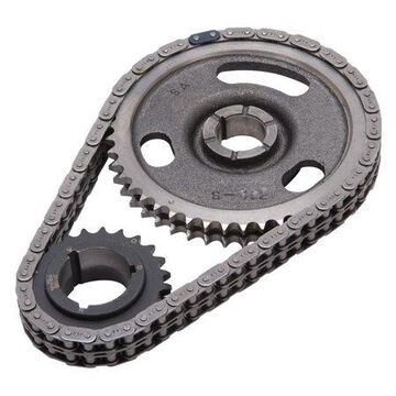Edelbrock 7818 Performer-Link Timing Chain and Gear Set
