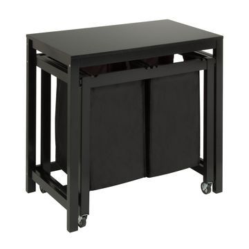 Honey-Can-Do Folding Table and Sorter