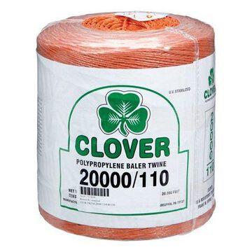 Clover 20000 ft. L Orange Poly Twine
