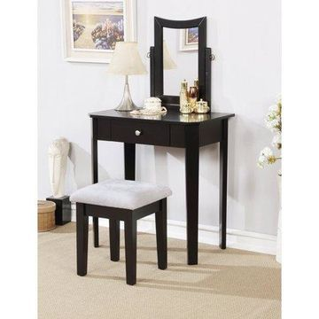 Furniture of America Cassidy Contemporary Vanity Set