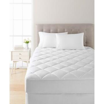 Martha Stewart Collection Waterproof King Mattress Pad, Created for Macy's Bedding