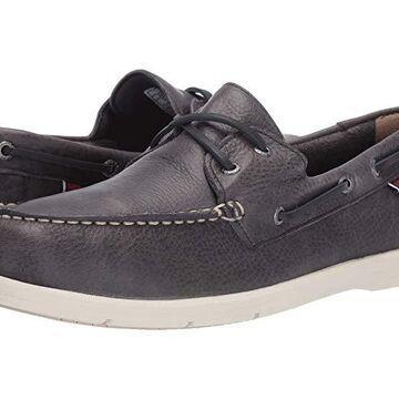 Sebago Naples (Blue/Navy) Men's Shoes