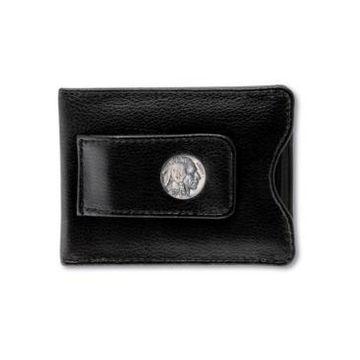 American Coin Treasures Buffalo Nickel Coin Money Clip Wallet