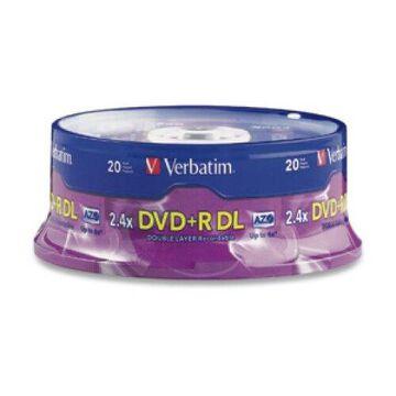 VERBATIM DVD+R DL BRAND