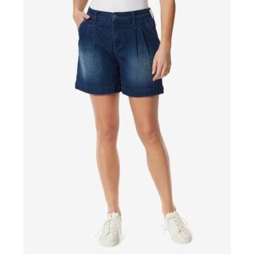 Gloria Vanderbilt Pleated Shorts