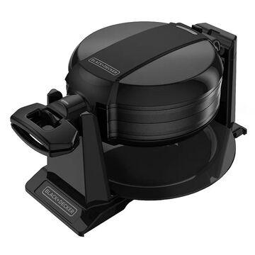Black & Decker Dual Flip Waffle Maker