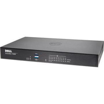 SonicWall 01-SSC-0221 SonicWALL TZ600 Network Security/Firewall Appliance - 10 Port - 10/100/1000Base-T Gigabit Ethernet - DES,