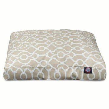 Majestic Pet Athens Rectangle Dog Bed