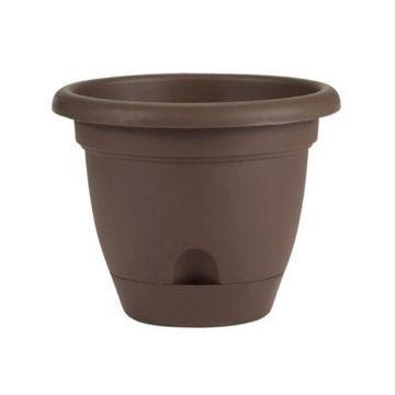 """Bloem Lucca 14"""" Self Watering Planter"""