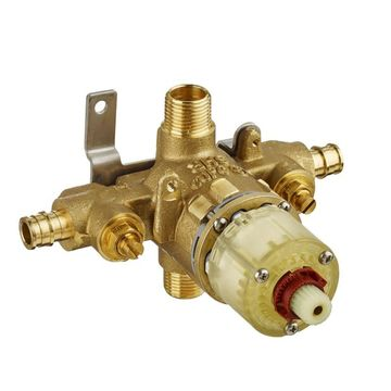 American Standard R118SS Pressure Balance Rough Valve Body Only with PEX Inlets/ Showers Shower Valves