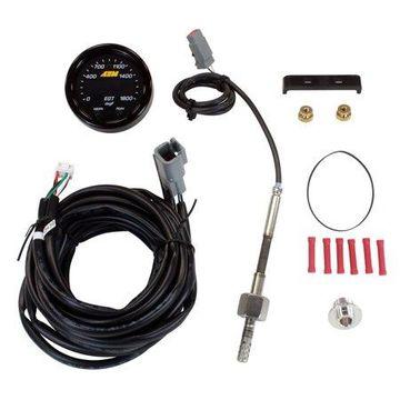 AEM 30-0305 52MM X-SERIES LED EXHAUST GAS TEMPERATURE EGT GAUGE 1800F / 1000C