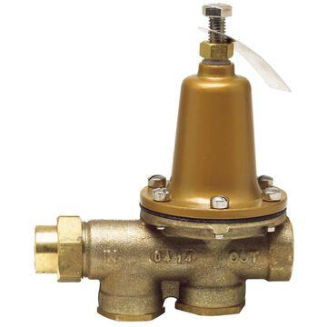 Watts 1/2 Brass Water Pressure Reducing Valve