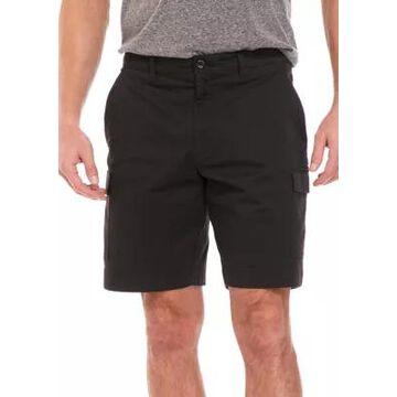 Savane Men's Max Comfort Waistband Cargo Shorts -