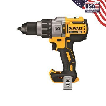 DEWALT 1/2-in 20-Volt Max Variable Speed Brushless Cordless Hammer Drill in Yellow | DCD996B