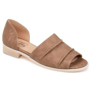Journee Collection Helena Women's D'Orsay Flats
