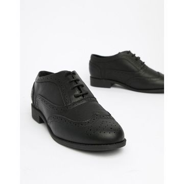 London Rebel Lace Up Brogues