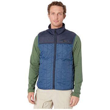 Filson Ultralight Vest (Blue Wing Teal/Captain's Blue) Men's Vest