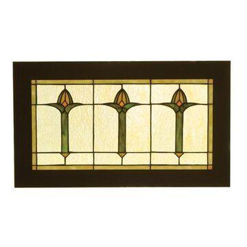 97961 24 Inch W X 14 Inch H Bud Trio Window