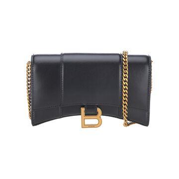 Balenciaga Hour Wallet W/chain