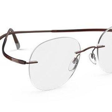 Silhouette ESSENCE GP 6040 49 New Unisex Eyeglasses