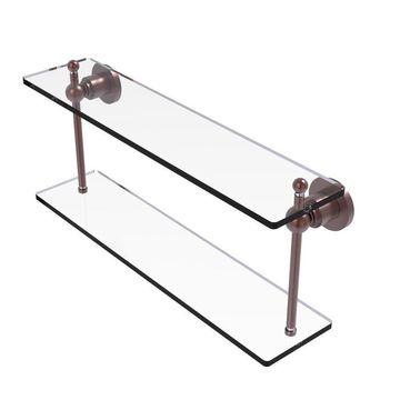Allied Brass Astor Place-Tier Bathroom Shelf