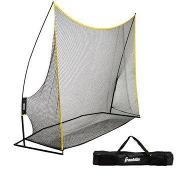 Franklin Sports Golf Training Net - 10' Wide - Heavy Duty - Portable Net - Easy Set Up