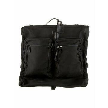 Nylon Garment Cover Black