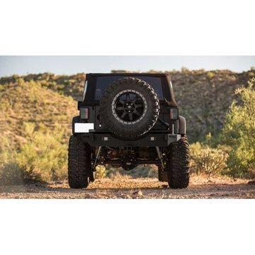Addictive Desert Designs 07-18 Jeep Wrangler JK Stealth Fighter Rear Bumper