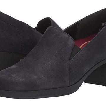 Munro Jemma (Blue Pebbled Nubuck) Women's Boots